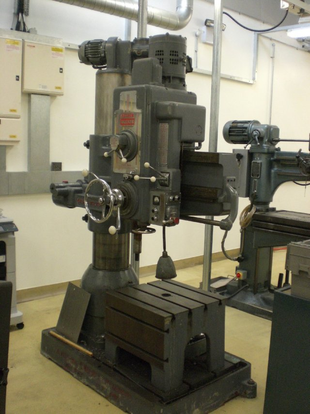 Kitchen And Walker E2 Radial Drill